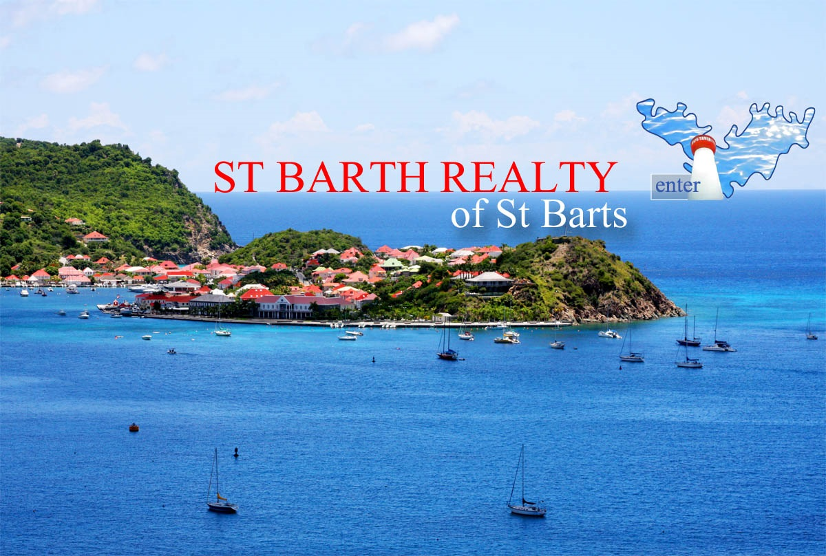 at StBarth Realty